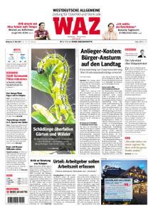 WAZ Westdeutsche Allgemeine Zeitung Oberhausen-Sterkrade - 15. Mai 2019