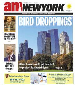 AM New York - October 23, 2019