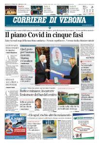 Corriere di Verona – 21 ottobre 2020