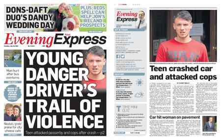 Evening Express – July 30, 2019
