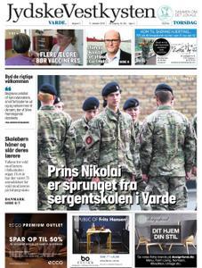 JydskeVestkysten Varde – 11. oktober 2018