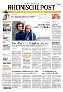 Rheinische Post – 23. November 2018