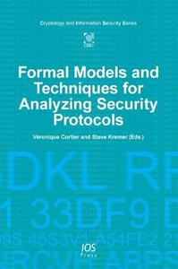 Formal Models and Techniques for Analyzing Security Protocols (Repost)