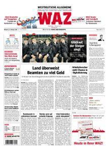 WAZ Westdeutsche Allgemeine Zeitung Oberhausen-Sterkrade - 21. Februar 2018