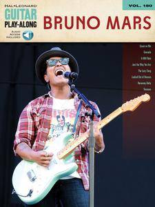 Bruno Mars: Guitar Play-Along, Volume 180