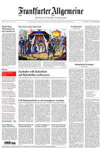 Frankfurter Allgemeine Zeitung F.A.Z. - 31. Juli 2019