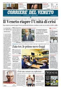 Corriere del Veneto Venezia e Mestre – 22 ottobre 2020