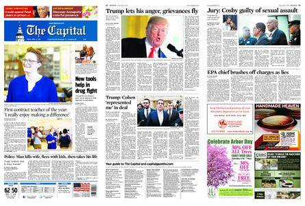 The Capital – April 27, 2018