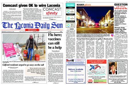 The Laconia Daily Sun – January 30, 2019