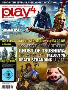 Play4 Germany – Juli 2018