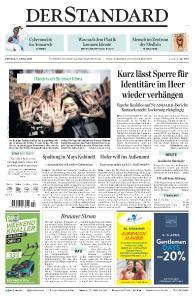 Der Standard - 5 April 2019