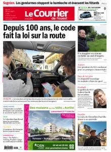 Le Courrier de l'Ouest Angers – 25 mai 2021