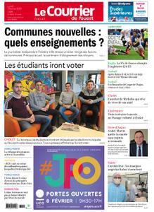Le Courrier de l'Ouest Cholet – 03 février 2020