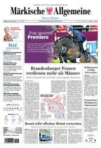 Märkische Allgemeine Dosse Kurier - 15. Januar 2018