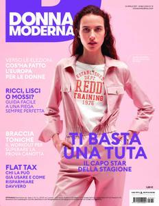 Donna Moderna - 17 aprile 2019