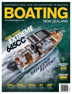 Boating New Zealand - August 2021