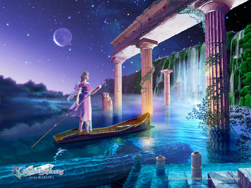 Celestial Exploring
