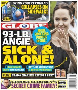 Globe - February 25, 2019
