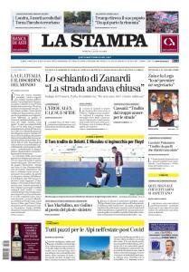 La Stampa Torino Provincia e Canavese - 21 Giugno 2020