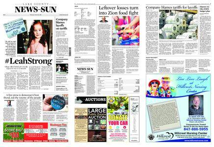 Lake County News-Sun – August 16, 2018