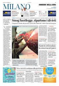 Corriere della Sera Milano - 14 Ottobre 2017