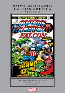 Marvel Masterworks - Captain America v11 (2019) (Digital) (Zone-Empire