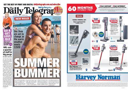 The Daily Telegraph (Sydney) – September 22, 2020
