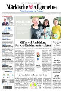 Neue Oranienburger Zeitung - 18. Dezember 2018