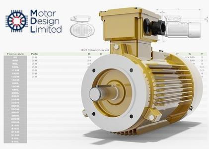 Motor-CAD V12 version 12.1.7.1