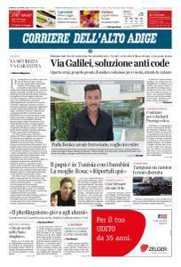 Corriere dell'Alto Adige - 29 Aprile 2018