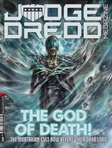 Judge Dredd Megazine 425 2020 digital Minutemen