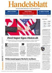 Handelsblatt - 13. Juni 2018