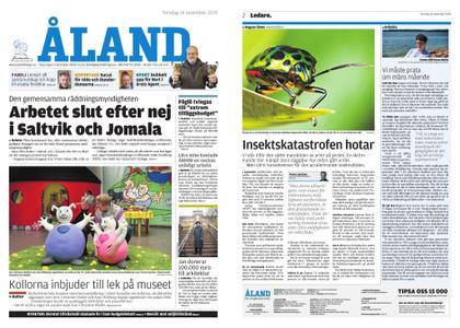 Ålandstidningen – 14 november 2019