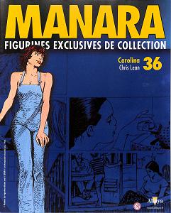 Manara - Figurines Exclusives De Collection - Tome 36