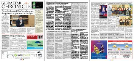 Gibraltar Chronicle – 06 July 2018