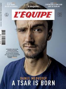 L'Equipe Magazine - 26 Octobre 2019