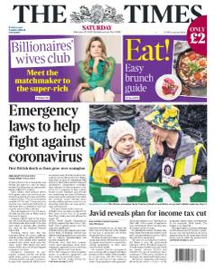 The Times - 29 February 2020