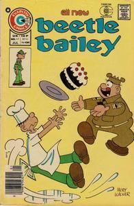 Beetle Bailey 117 Charlton Titansfan