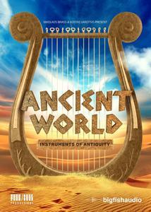 Big Fish Audio Ancient World: Instruments of Antiquity KONTAKT