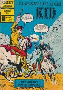 Sheriff Classics - 165 - Rawhide Kid - Het Legioen Der Verlorenen