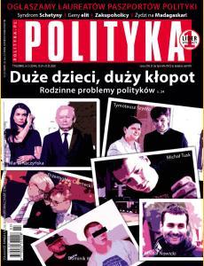 Tygodnik Polityka • 15 stycznia 2020