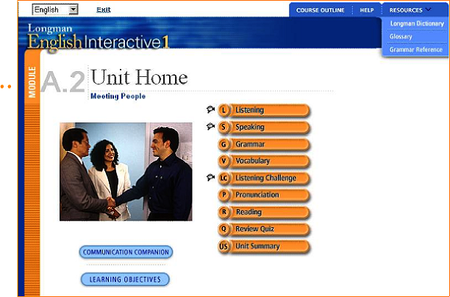 Longman English Interactive Series