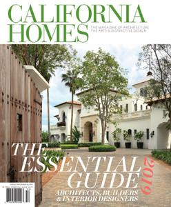 California Homes - The Essential Guide to Architects, Builders & Interior Designers 2019
