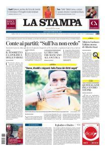 La Stampa Imperia e Sanremo - 24 Giugno 2020