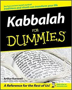 Kabbalah For Dummies