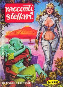 Racconti Stellari - Volume 2 - Arrivano I Mostri!
