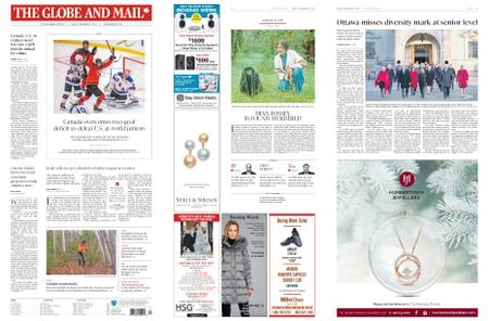 The Globe and Mail – December 27, 2019