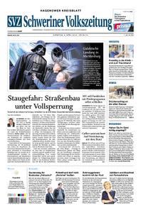 Schweriner Volkszeitung Hagenower Kreisblatt - 09. April 2019