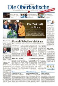 Die Oberbadische - 08. Oktober 2019