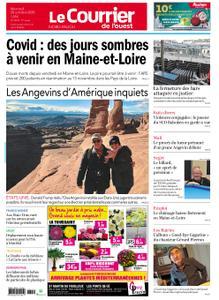 Le Courrier de l'Ouest Nord Anjou – 28 octobre 2020